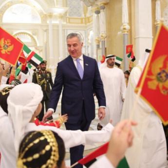 Milo Đukanović u poseti UAE: Jače veze Crne Gore i Emirata