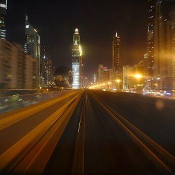 Stižu dani magle: Top 9 saveta za bezbednu vožnju u Emiratima