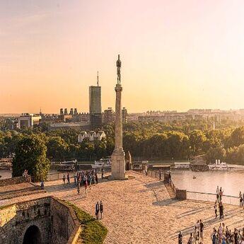 Najlepša panorama Beograda: Tri minuta nostalgije (VIDEO)
