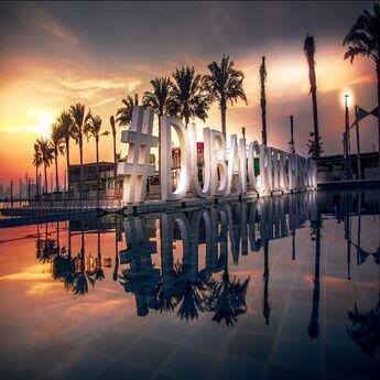 Najlepše fotografije Luke Dubai