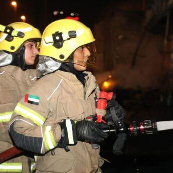One ruše tabue: Prve žene vatrogasci na Bliskom istoku
