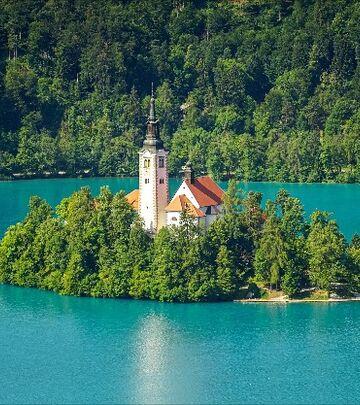 FOTO-PRIČA: Jezero u ex-Yu među 10 najlepših mesta na svetu