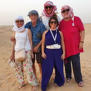 Natalia Vanevska, turistički vodič u Emiratima: Turizam će na svoje noge stati najranije 2023.