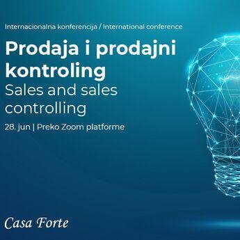 """Internacionalni ONLINE dogadjaj """"PRODAJA I PRODAJNI KONTROLING"""""""