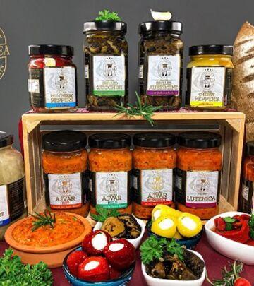 Heraclea Food - Specijaliteti naših baka napravljeni od povrća zasađenog u makedonskoj ravnici