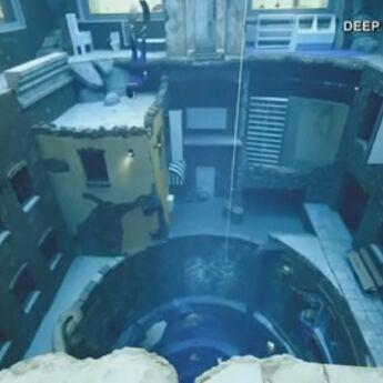 Oborili svetski rekord: Dubai otvara najdublji bazen na planeti, ima i podvodni grad