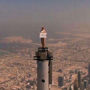 Šta je zajedničko za  posadu Emirates Airlines, Toma Kruza  i prestolonaslednika Dubaija?