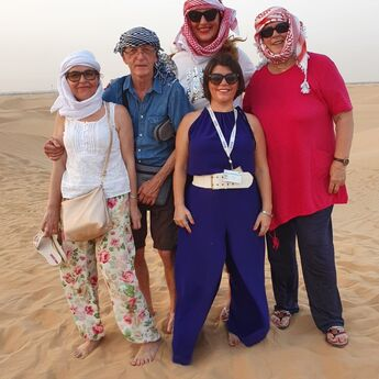 Natalia Vanevska, tourist guide in the Emirates: Tourism will get back on its feet in 2023 at the earliest