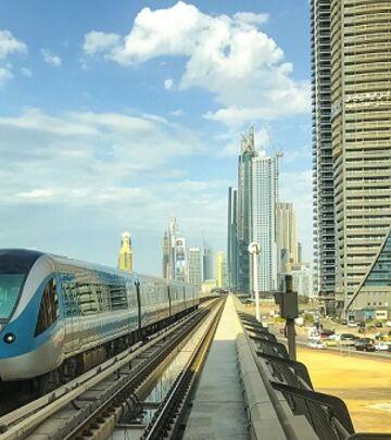Relaksiranje mera u javnom prevozu u Dubaiju