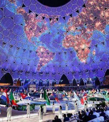 Svečano otvoren EXPO Dubai 2020: UAE su dom celog sveta