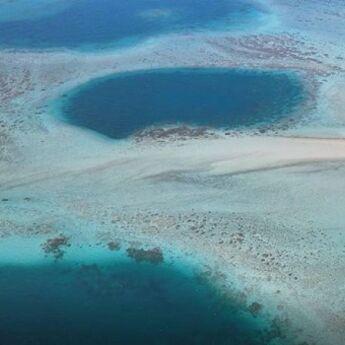 Fenomen u Abu Dabiju: Otkrivena ponornica u Arapskom zalivu