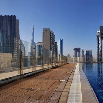 """U Dubaiju se u novembru otvara """"beskonačni"""" bazen"""