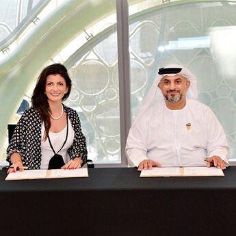 Jačanje veza Abu Dabija sa Poslovnim klubom UAE i Srbije