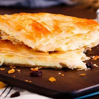 Domaćinski burek sa sirom, kao iz pekare