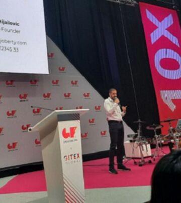 Srpski startap najbolji na GITEX Future Stars u Dubaiju