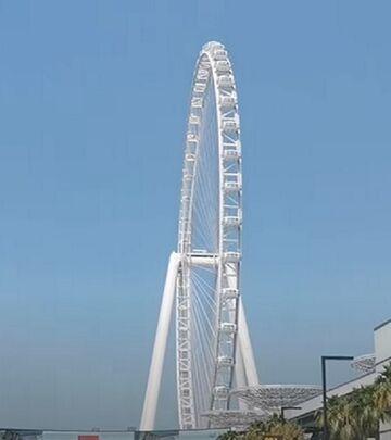 Otvoren Ain Dubai: Najveći panoramski točak na svetu