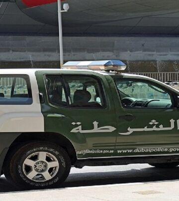 Policija Dubaija osvojila nagradu za najsrećnije radno mesto