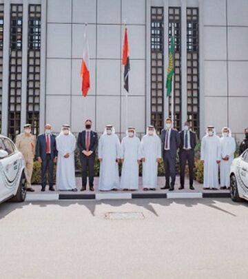 Nova super vozila u prestižnoj floti policije Dubaija